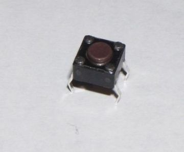Tactile switches 6 x 6mm Pack of 10